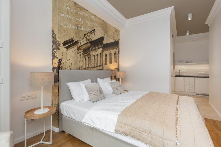Pokój apartamentu Rubinstein